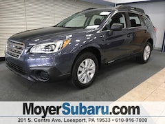 Used 2017 Subaru Outback 2.5i SUV W22136 for sale in Leesport, PA