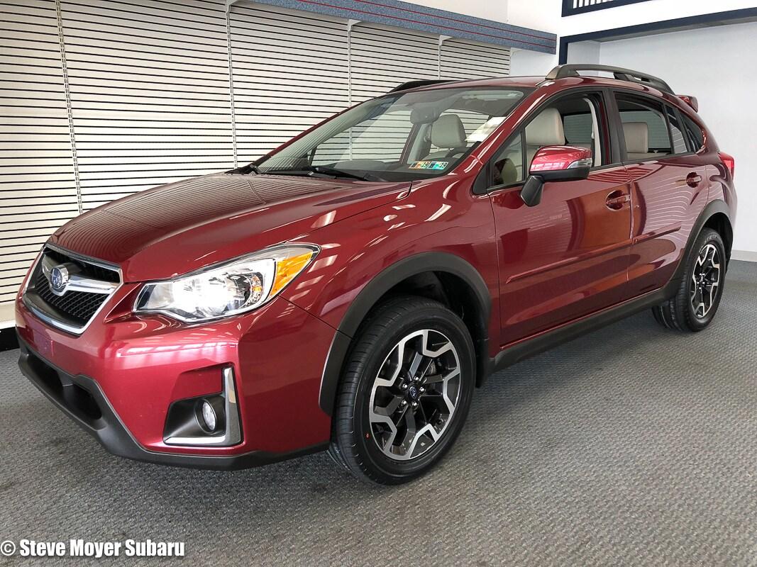 Used 2016 Subaru Crosstrek 2.0i Limited SUV near Reading, PA