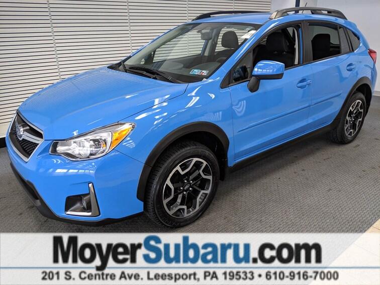Certified Pre-Owned 2016 Subaru Crosstrek 2.0i Premium SUV near Reading, PA