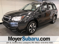 Used 2018 Subaru Forester 2.5i SUV R181565 for sale in Leesport, PA