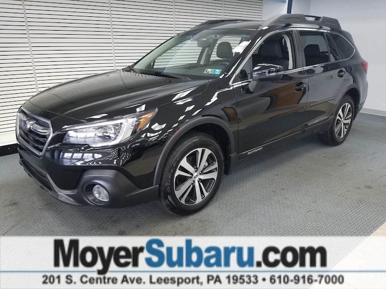 Certified Pre-Owned 2018 Subaru Outback 2.5i Limited SUV near Reading, PA