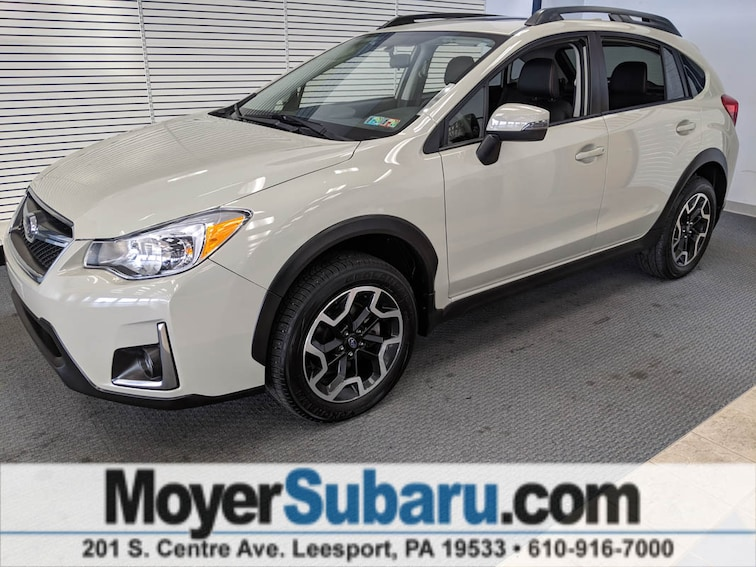 Certified Pre-Owned 2017 Subaru Crosstrek 2.0i Limited SUV near Reading, PA
