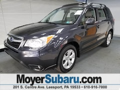 Used 2015 Subaru Forester 2.5i Limited (CVT) SUV 190570A for sale in Leesport, PA