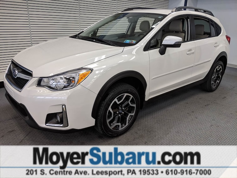 Certified Pre-Owned 2016 Subaru Crosstrek 2.0i Limited SUV near Reading, PA