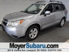 Used 2016 Subaru Forester 2.5i Limited SUV W22270 for sale in Leesport, PA
