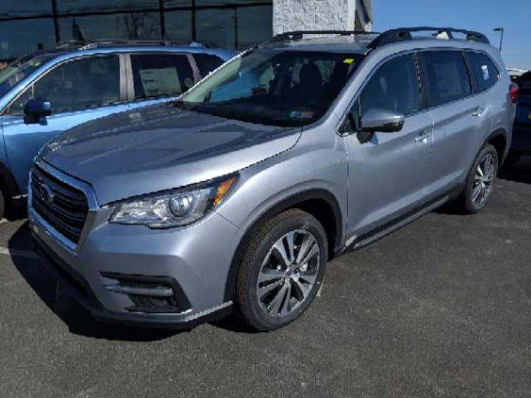 New 2019 Subaru Ascent Limited 8-Passenger SUV for sale in Leesport, PA