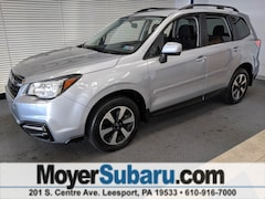 Used 2018 Subaru Forester 2.5i Premium with All Weather Package + Starlink SUV 190964A for sale in Leesport, PA