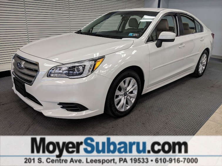 Used 2016 Subaru Legacy 2.5i Premium Sedan for sale in Leesport, PA