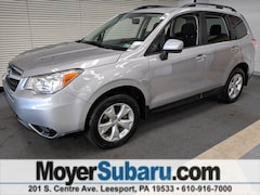 Used 2016 Subaru Forester 2.5i Premium SUV 190937A for sale in Leesport, PA