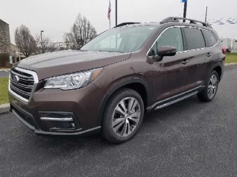 New 2019 Subaru Ascent Limited 7-Passenger SUV for sale in Leesport, PA