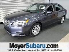 Used 2016 Subaru Legacy 2.5i Premium Sedan W22198 for sale in Leesport, PA