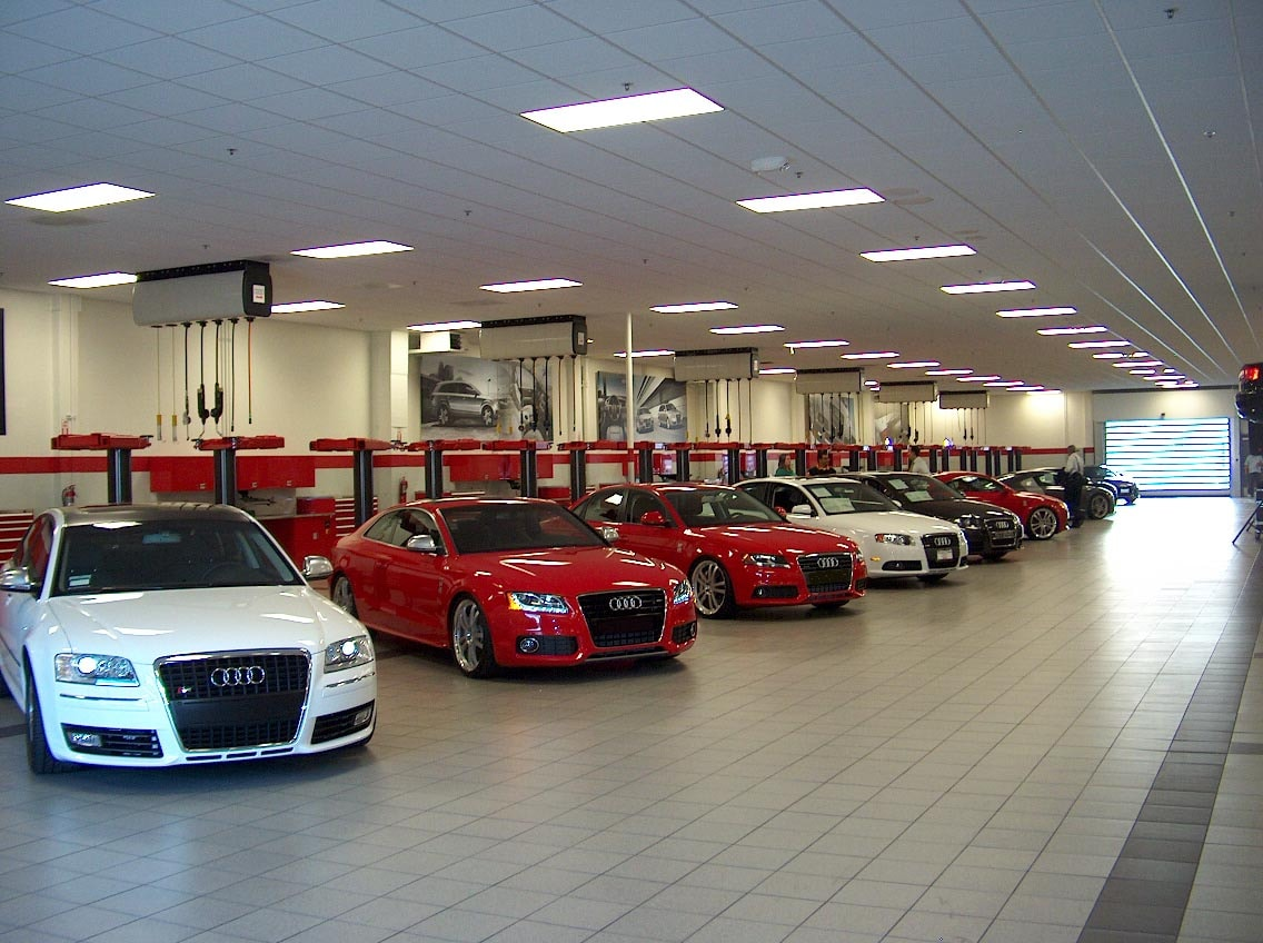 Audi Service Center Audi Stevens Creek Service In San