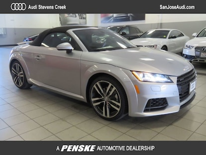 Audi Tt For Sale >> New 2019 Audi Tt For Sale In San Jose Ca Trutecfv4k1003294