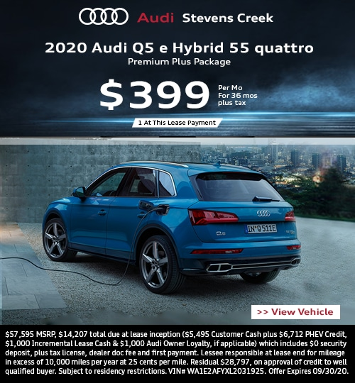 2020 Q5 e Hybrid