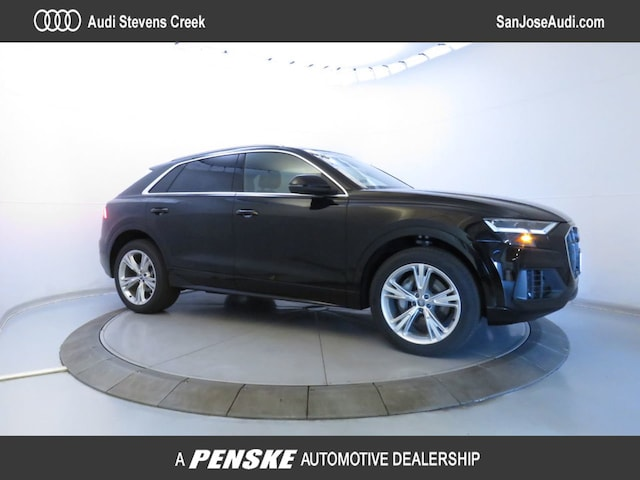New 2019 Audi Q8 3.0T Premium SUV for Sale in San Jose, CA