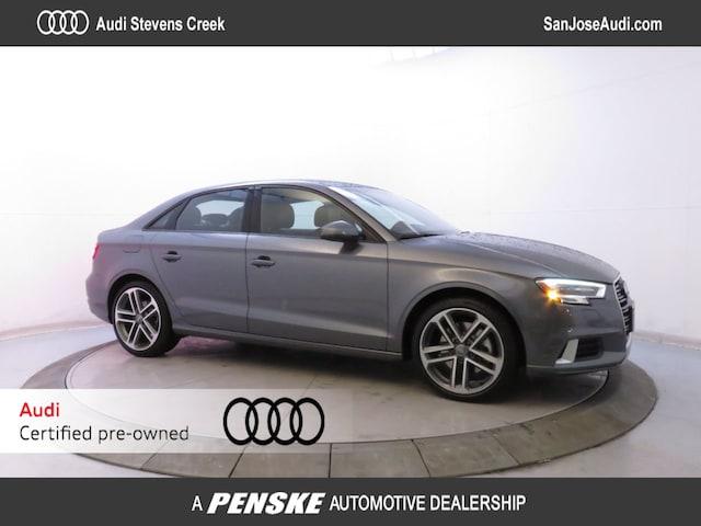 Used Vehicles for sale 2017 Audi A3 2.0 TFSI Premium quattro AWD Sedan in San Jose, CA