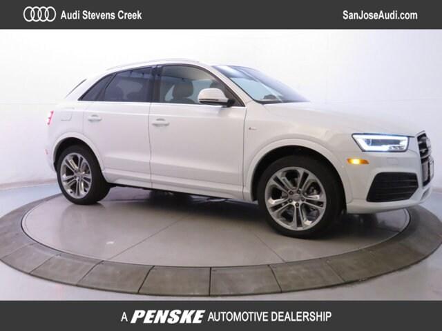 New 2018 Audi Q3 2.0T Premium Plus SUV for Sale in San Jose, CA