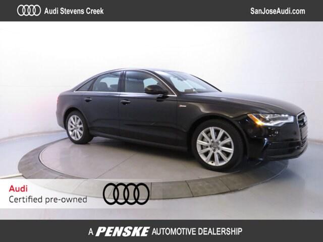 Used Vehicles for sale 2015 Audi A6 quattro 3.0T Prestige Sedan in San Jose, CA