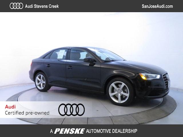 Used Vehicles for sale 2016 Audi A3 FWD 1.8T Premium Sedan in San Jose, CA
