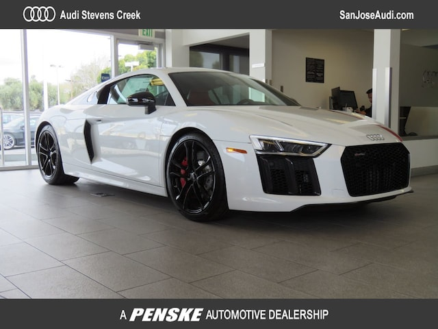 New 2018 Audi R8 5.2 V10 Coupe for Sale in San Jose, CA
