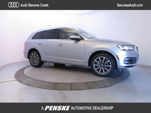 New 2019 Audi Q7 3.0T Premium Plus SUV for Sale in San Jose, CA