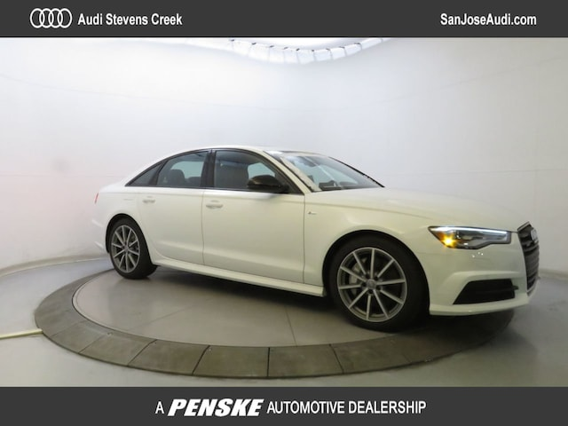 New 2018 Audi A6 2.0T Sport Sedan for Sale in San Jose, CA