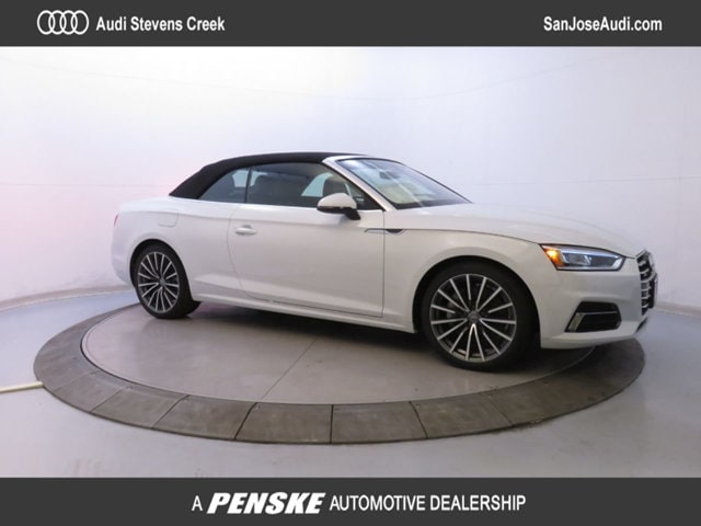 New 2018 Audi A5 2.0T Premium Plus Cabriolet for Sale in San Jose, CA