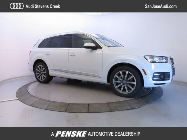 New 2019 Audi Q7 3.0T Prestige SUV for Sale in San Jose, CA