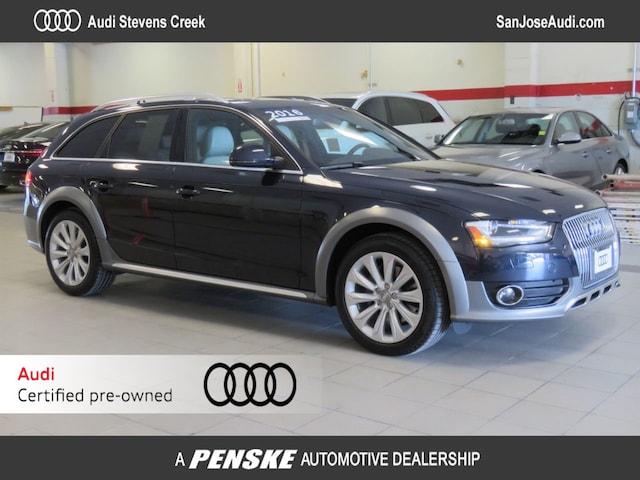 Used Vehicles for sale 2016 Audi A4 allroad Premium Plus Wagon in San Jose, CA