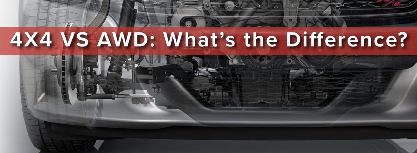 Stevens Creek Dodge >> 4x4 vs AWD | Cook Motorcars Ltd.