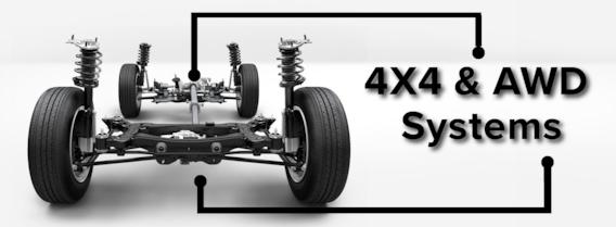 4x4 vs AWD | Cook Motorcars Ltd