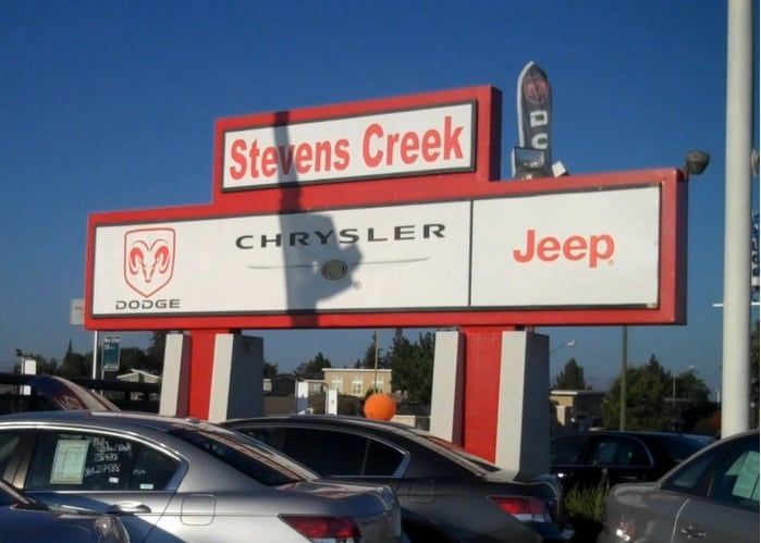 Journey Auto Sales >> About our Dealership in San Jose | Stevens Creek Chrysler ...