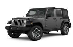 2018 Jeep Wrangler Unlimited WRANGLER JK UNLIMITED RUBICON 4X4 Sport Utility