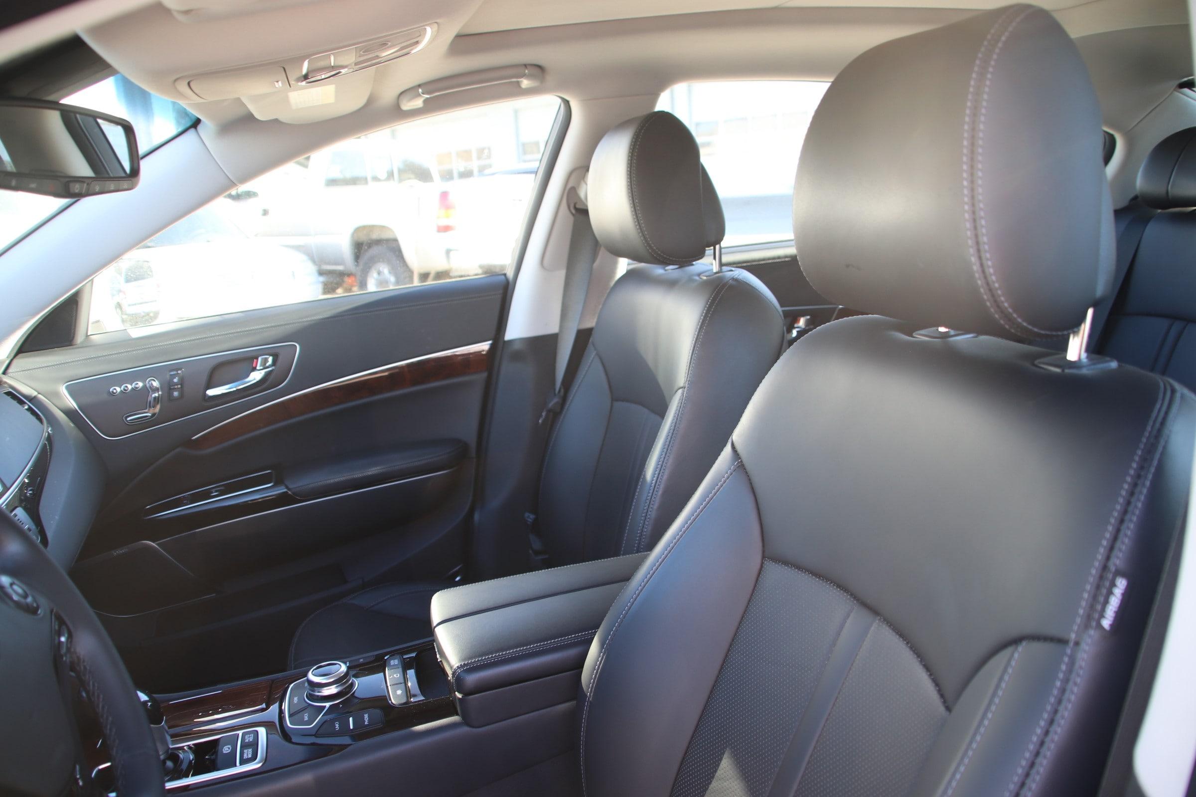 2017 Kia K900 Luxury 5.0 L >> Used 2017 Kia K900 For Sale At Stevens Creek Kia Vin
