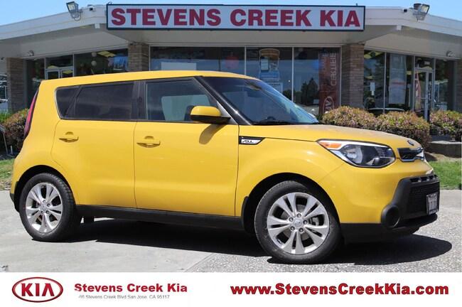 Used 2015 Kia Soul For Sale at Stevens Creek Kia | VIN