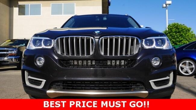 2015 BMW X5 xDrive35d SUV for sale in San Jose, CA at Stevens Creek Subaru