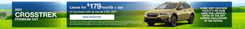 2021 Crosstrek Premium CVT