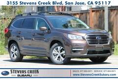 New 2019 Subaru Ascent Premium SUV 4S4WMAFD4K3466963 for Sale in San Jose, CA at Stevens Creek Subaru