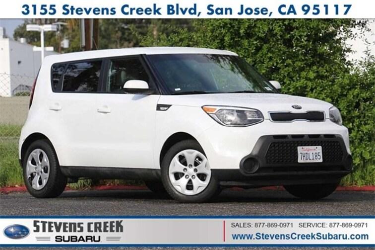 2014 Kia Soul Base Hatchback for sale in San Jose, CA at Stevens Creek Subaru
