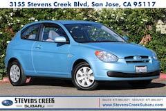 Used 2010 Hyundai Accent GS Hatchback for sale in San Jose, California at Stevens Creek Subaru