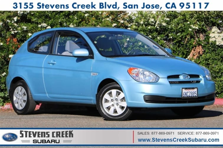 2010 Hyundai Accent GS Hatchback for sale in San Jose, CA at Stevens Creek Subaru
