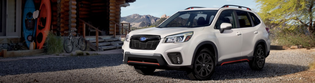 New 2019 Subaru Forester SUVs for Sale in San Jose