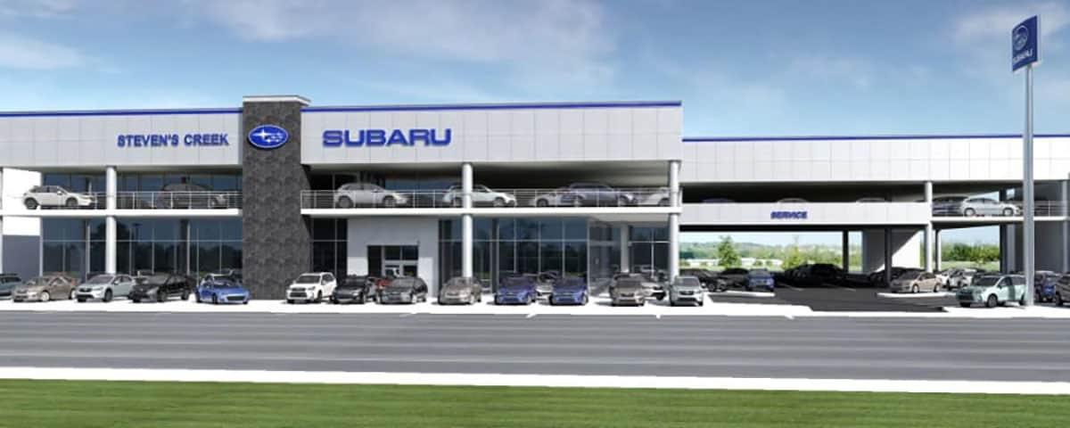 Stevens Creek Subaru In San Jose Subaru Dealer Near Santa Clara