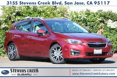 2017 Subaru Impreza 2.0i Limited Hatchback for sale at Stevens Creek Subaru in San Jose, CA