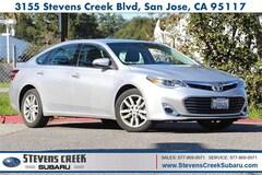 Used 2013 Toyota Avalon XLE Premium Sedan for sale in San Jose, California at Stevens Creek Subaru