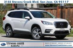 New 2019 Subaru Ascent Premium SUV 4S4WMABD6K3469711 for Sale in San Jose, CA at Stevens Creek Subaru
