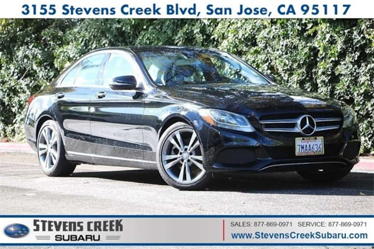 Mercedes San Jose >> Used Mercedes Benz C Class In San Jose Ca Near Cupertino
