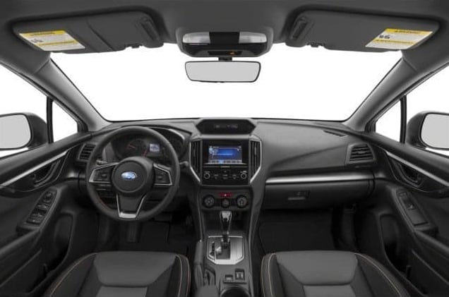 2018 Subaru Crosstrek Interior