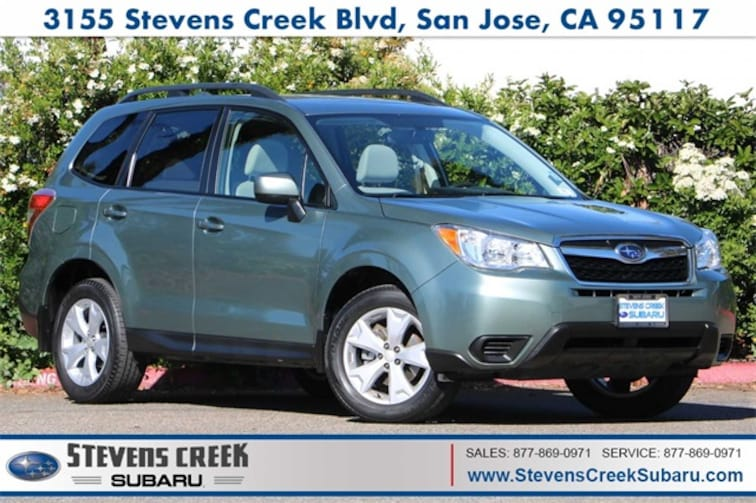 2016 Subaru Forester 2.5i Premium SUV for sale in San Jose, CA at Stevens Creek Subaru