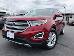 Used 2015 Ford Edge SEL SUV for sale in Milford, CT at Stevens Ford Lincoln